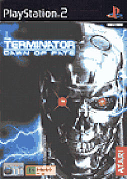 The Terminator - Dawn of Fate PlayStation 2