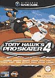Tony Hawk's Pro Skater 4 GameCube