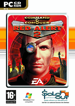 Command & Conquer - Red Alert 2 - Classics Range PC Games and Downloads Cover Art