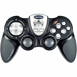 Saitek P2500 Rumble Force Joypad - PC Accessories