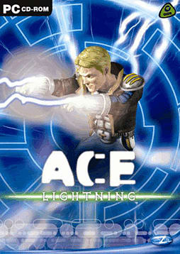 Ace Lightning PC Games and Downloads Cover Art