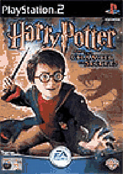 Harry Potter and the Chamber of Secrets PlayStation 2 Cover Art