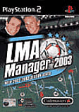 LMA Manager 2003 PlayStation 2