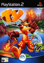 Ty the Tazmanian Tiger PlayStation 2
