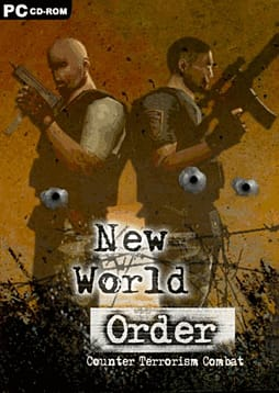 New World Order PC Games and Downloads Cover Art