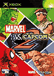 Marvel vs Capcom 2 Xbox