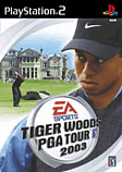 Tiger Woods PGA Tour 2003 PlayStation 2