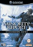 Minority Report GameCube