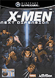 X-Men Next Dimension GameCube