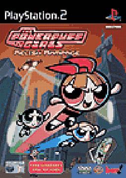 The Powerpuff Girls Relish Rampage PlayStation 2