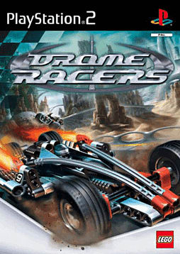 Lego Drome Racers PlayStation 2