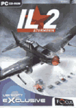 IL2 Sturmovik - Exclusive Range PC Games and Downloads Cover Art