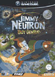 Jimmy Neutron Boy Genius GameCube