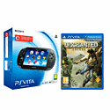 PlayStation Vita (3G) with Uncharted: Golden Abyss