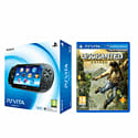 PlayStation Vita (Wifi Only) with Uncharted: Golden Abyss