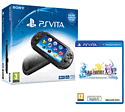 PlayStation Vita Slim with Final Fantasy X/X-2 HD Remaster