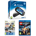 PlayStation Vita Slim with  PS Vita 16GB Kids MEGA Memory Card Pack and Lego The Hobbit Videogame