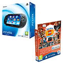 PlayStation Vita (Wifi) with 8GB PS Vita Memory Card LEGO Pack