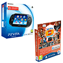 PlayStation Vita (3G) with 8GB PS Vita Memory Card LEGO Pack