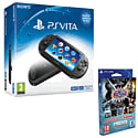 PlayStation Vita Slim with 8GB PS Vita Action Mega Pack Memory Card