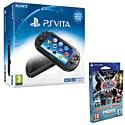 PlayStation Vita Slim with 8GB PS Vita Action Mega Pack Memory Card