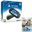 PlayStation Vita Slim with 16GB PS Vita Memory Card Kids Mega Pack