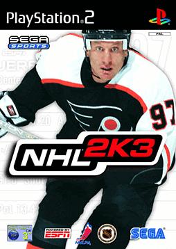 NHL 2K3 PlayStation 2