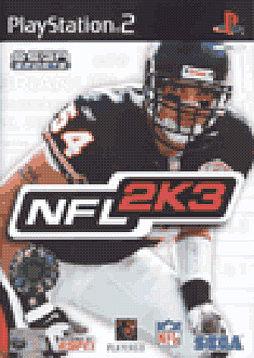 NFL 2K3 PlayStation 2
