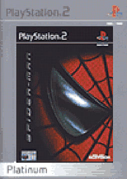 Spider-Man: The Movie - Platinum PlayStation 2