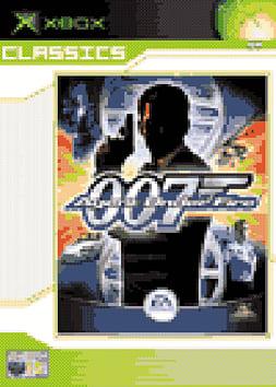 James Bond Agent Under Fire Classic Xbox