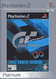 Gran Turismo Concept 2002 Tokyo-Geneva - Platinum PlayStation 2