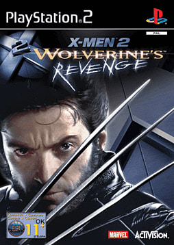 X-Men 2: Wolverine's Revenge PlayStation 2