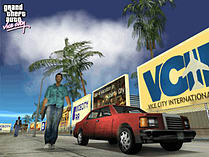 Grand Theft Auto - Vice City screen shot 1