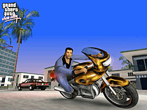 Grand Theft Auto - Vice City screen shot 2