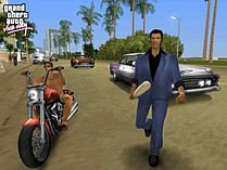 Grand Theft Auto - Vice City screen shot 8