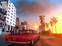 Grand Theft Auto - Vice City screen shot 9