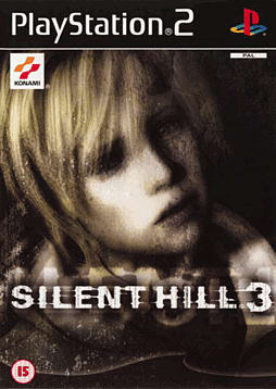 Silent Hill 3 PlayStation 2