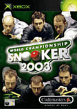World Championship Snooker 2003 Xbox