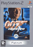 James Bond 007 NightFire - Platinum PlayStation 2