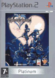 Kingdom Hearts - Platinum PlayStation 2