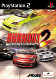 Burnout 2: Point of Impact - Platinum PlayStation 2
