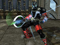 Soul Calibur II screen shot 2
