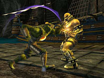 Soul Calibur II screen shot 3