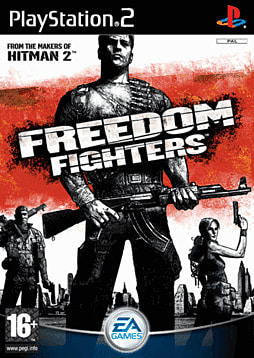 Freedom Fighters PlayStation 2