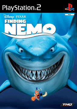 Finding Nemo PlayStation 2