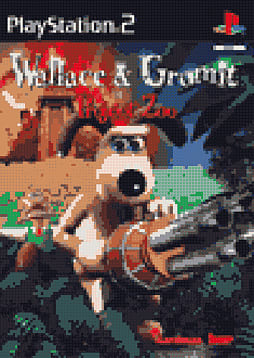 Wallace & Gromit in Project Zoo PlayStation 2