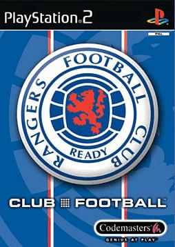 Club Football Rangers PlayStation 2