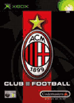 Club Football AC Milan Xbox Cover Art