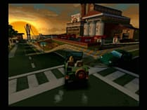 The Simpsons: Hit and Run screen shot 5