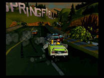 The Simpsons: Hit and Run screen shot 8
